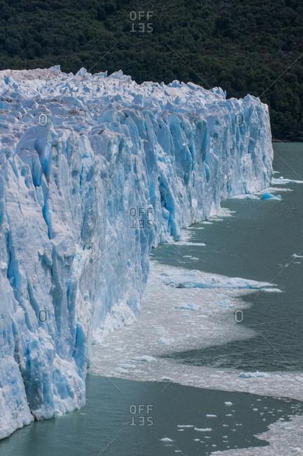 Glacier Perito Moreno- El Calafate- Patagonia- Argentina