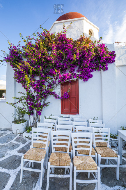 Mykonos Town, Mykonos, Cyclade Islands, Greece
