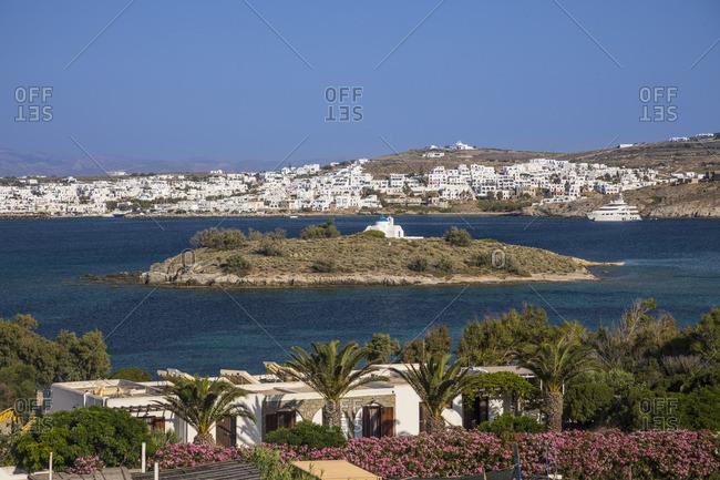 Naousa, Paros, Cyclade Islands, Greece