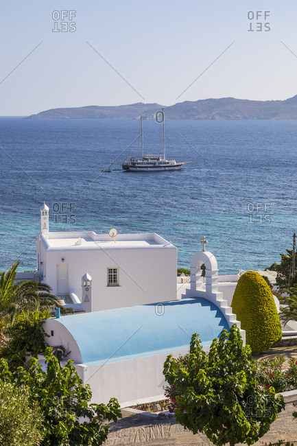 Agios Ioannis, Mykonos, Cyclade Islands, Greece