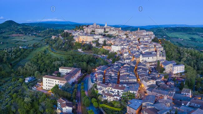 Italy, Tuscany, Siena Province, Montepulciano