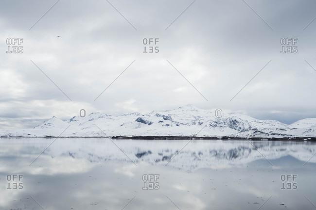 Landscape of Northern Iceland