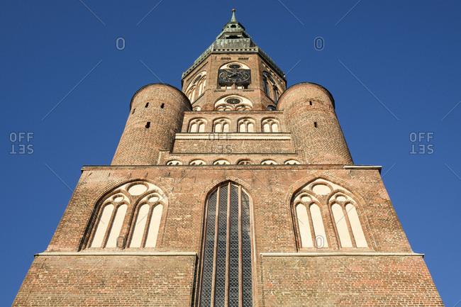 Germany- Mecklenburg-Western Pomerania- Greifswald- Cathedral St. Nikolai