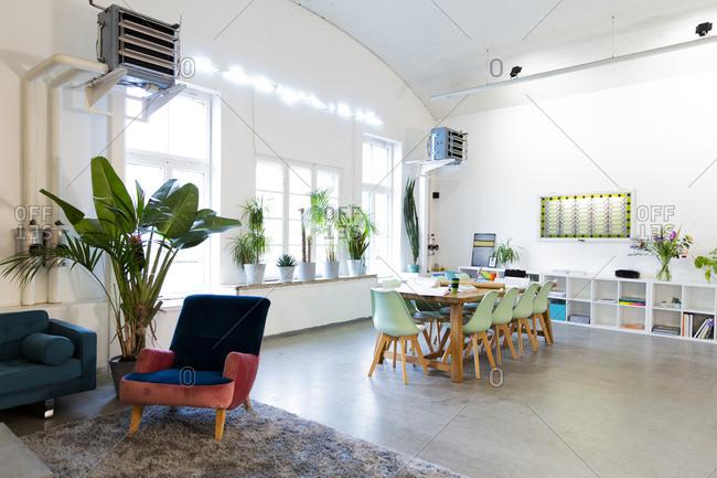 Modern office interior