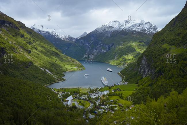 Geirangerfjord- Norway