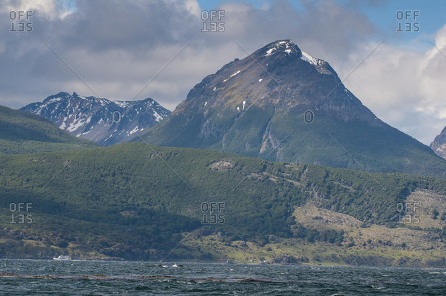 Beagle channel- Argentina- South America