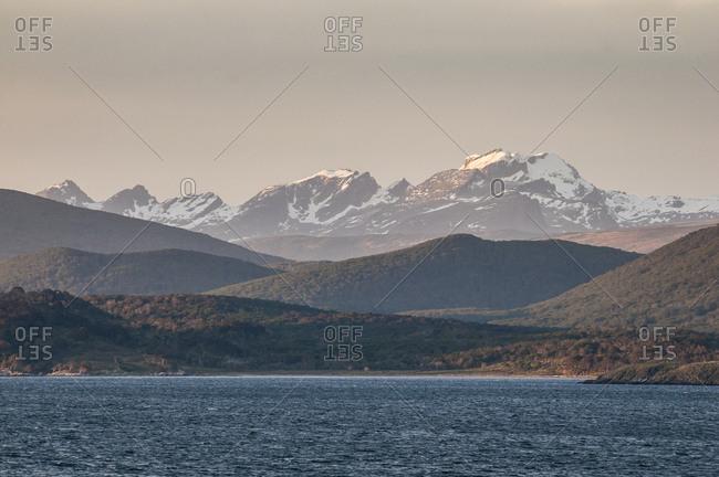 Beagle channel- Tierra del Fuego- Argentina- South America