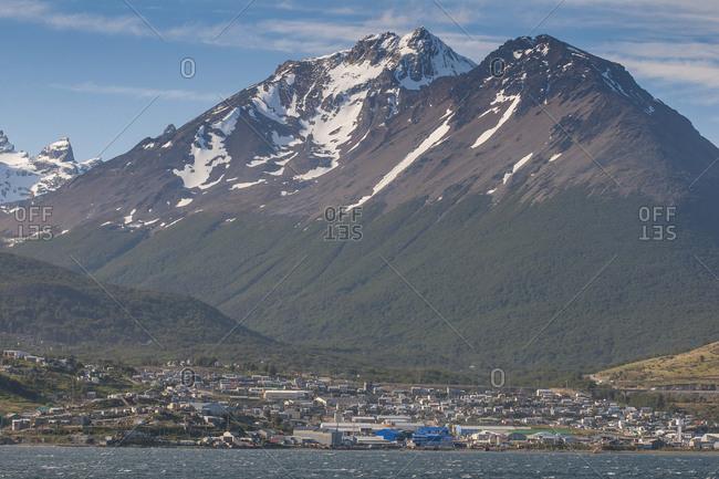 Ushuaia- Tierra del Fuego- Argentina- South America