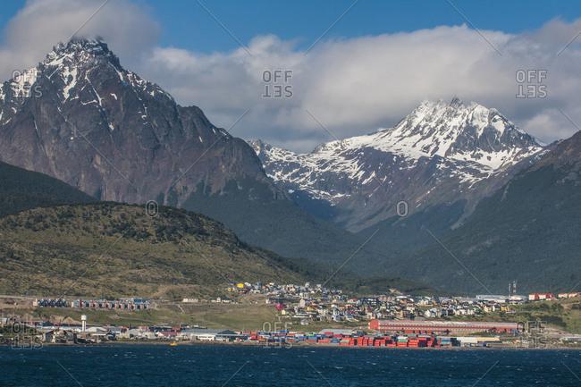 December 1, 2011: Ushuaia- Tierra del Fuego- Argentina- South America