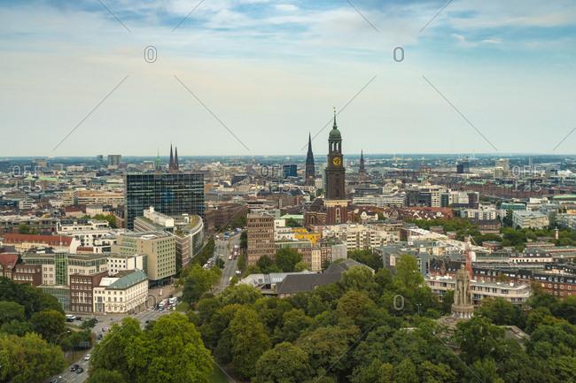 Cityscape- Hamburg- Germany