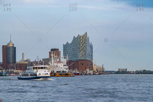 August 29, 2018: Elbphilharmonie- Hamburg- Germany