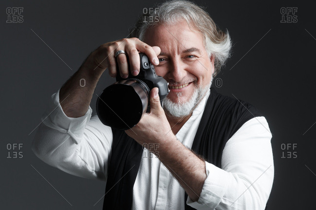 A professional photographer