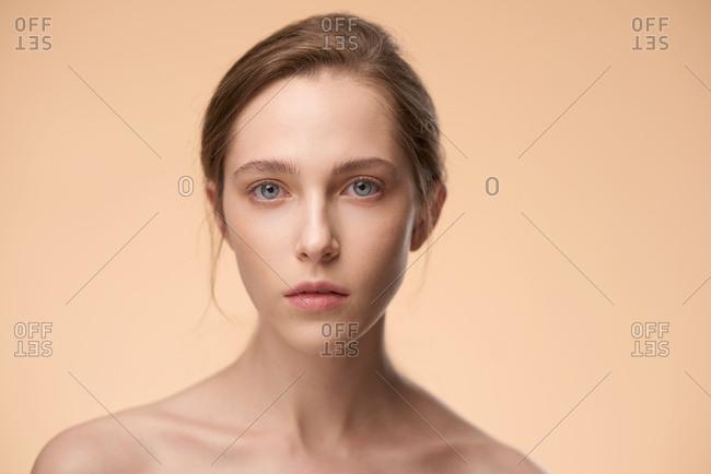 Western women wear makeup