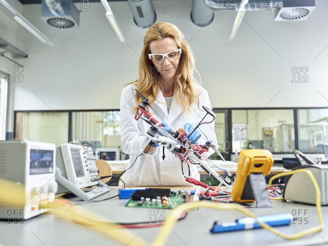 research and development engineer stock photos - OFFSET