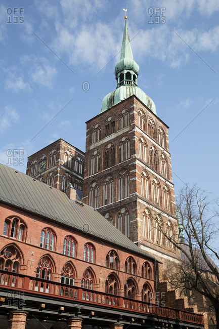 St. Nicholas' Church- Stralsund- Germany