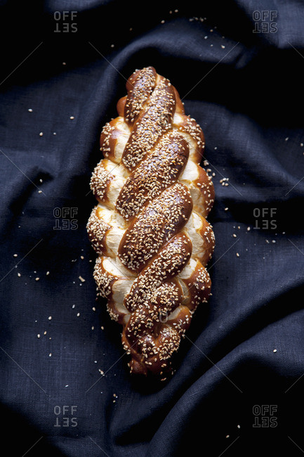Lye bread from the Offset Collection