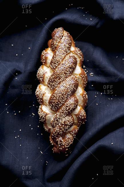 Lye bread