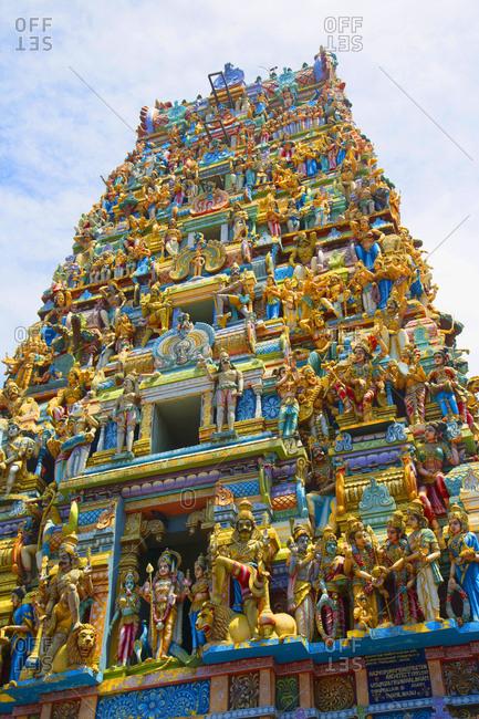 Sivasubramania Swami Kovil Hindu Temple, Colombo, Sri Lanka