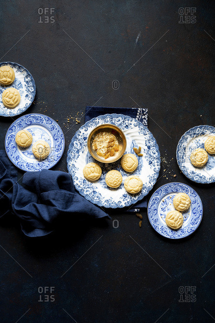Indian desserts, gluten free and refined sugar free