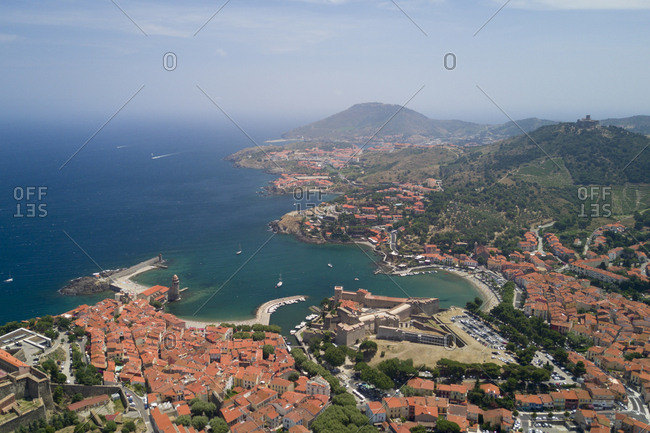 Collioure is a commune in the Pyrenees-Orientales department in southern France.