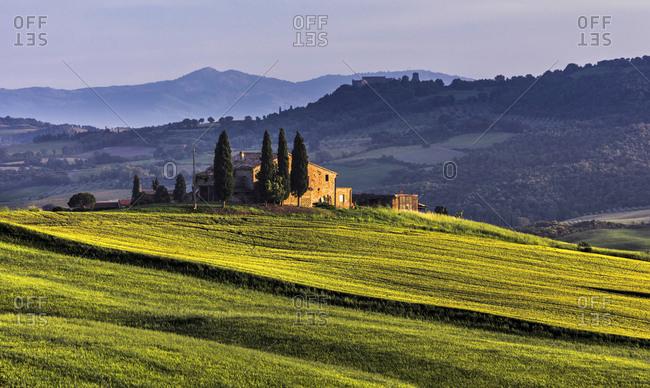 Tuscany Farm House