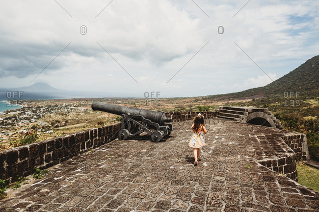 Brimstone Hill Fortress St Kitts Exploring with Kids