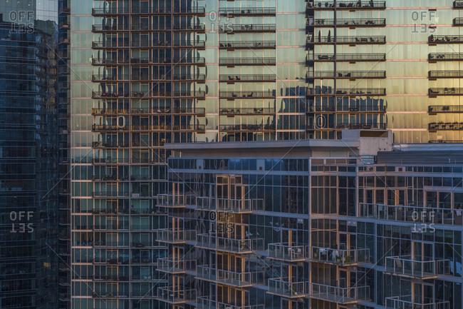 Condominiums, Midtown, Atlanta, Georgia