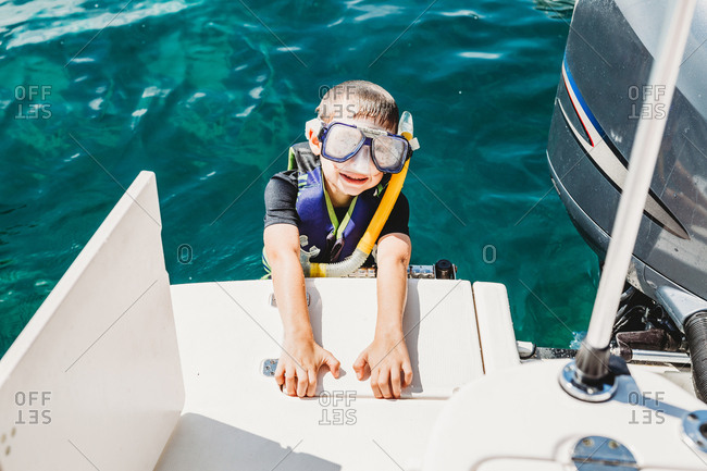 Snorkeling in the Florida keys with kids