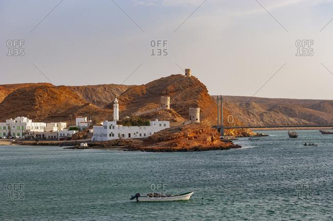 View to Sur- Oman
