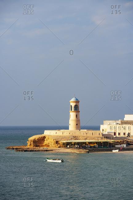 Sur Lighthouse- Sur- Oman