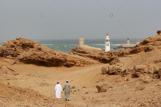 Sur Mosque and Lighthouse- Sur- Oman