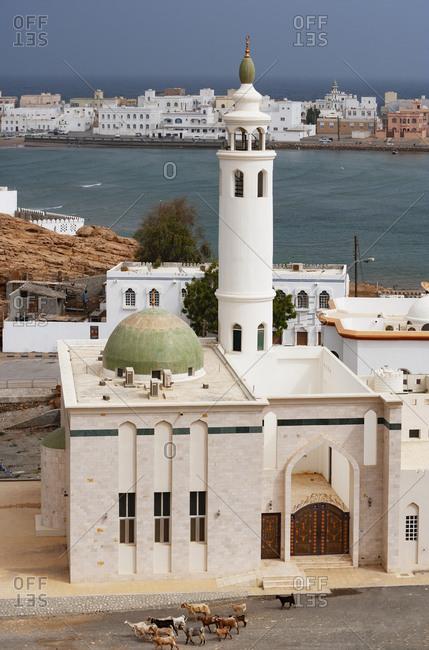 Mosque- Sur- Oman