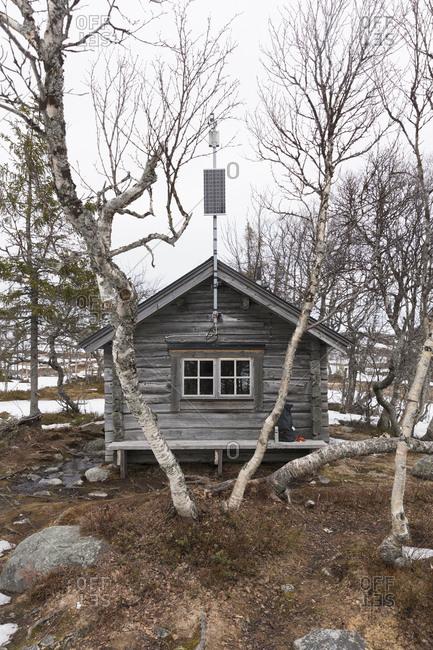 Cabin in Dalarna, Sweden - Offset