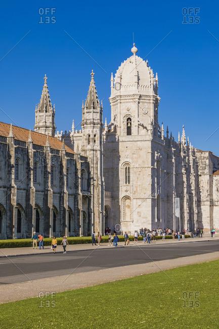 March 27, 2019: Portugal- Lisbon- Belem- Jeronimos Monastery