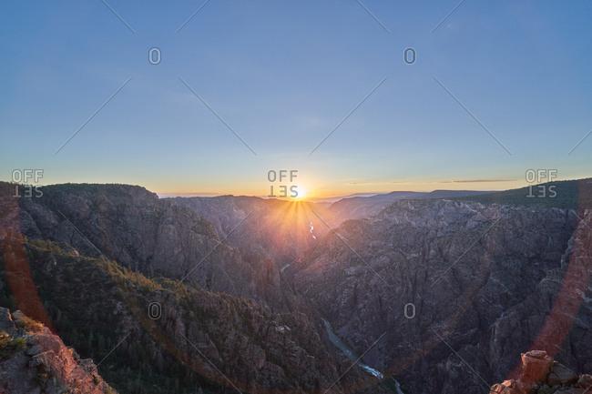 Colorado Plateau, Mesa Verde National Park in Colorado