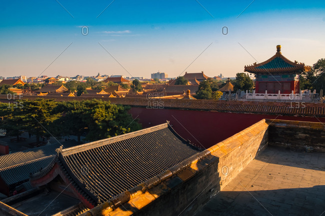 September 11, 2019: Beijing's Forbidden City