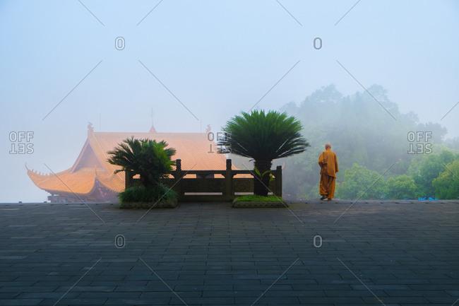 Suining, Sichuan spirit spring temple