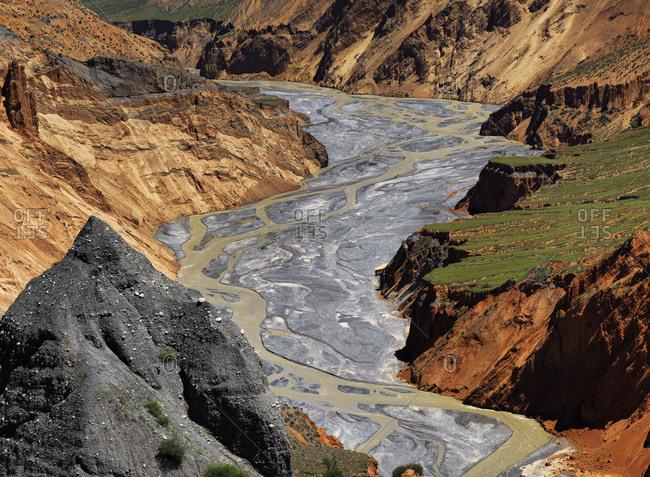 Hongshan grand canyon