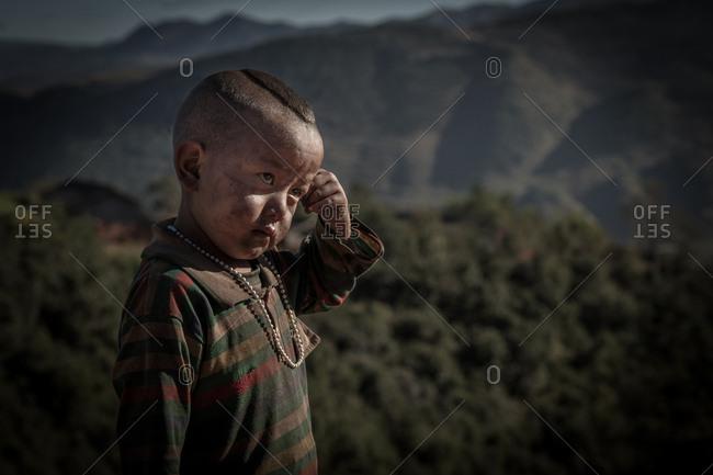 September 11, 2019: Sichuan liangshan yi nationality