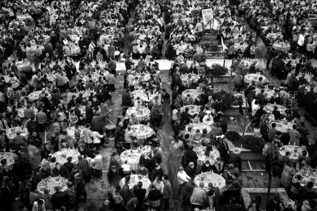 September 11, 2019: Chongqing dam dam feast