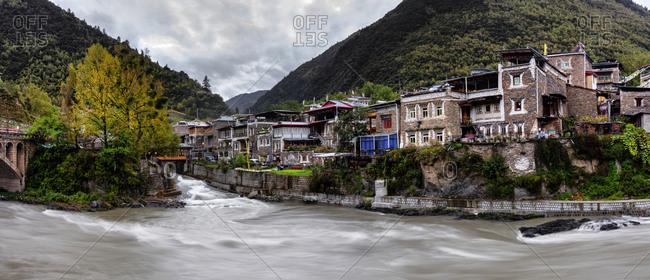 Ganzi, sichuan province