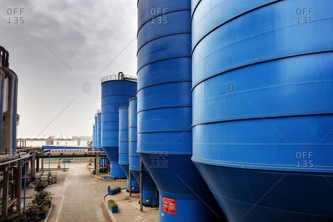 September 11, 2019: Chongqing papermaking plant boiler
