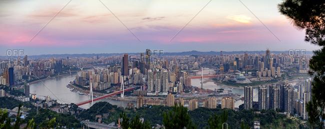 September 11, 2019: Chongqing city proper