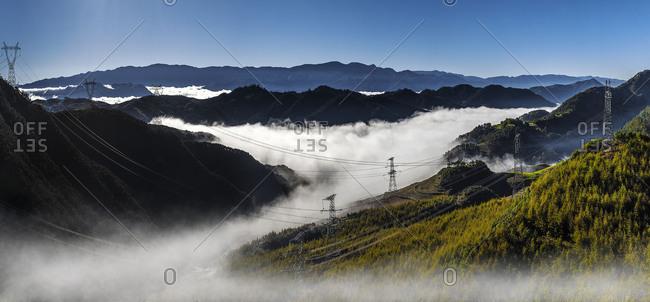 Sichuan liangshan beauty