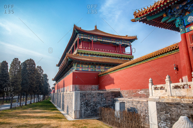 Beijing's Forbidden City - Offset Collection