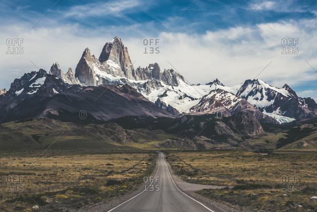 Monte fitz roy, chalten, argentina