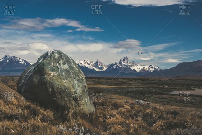 Cerro fitz roy, chalten, argentina