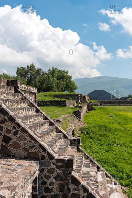 Mayan ruins of Teotihuacan, Mexico
