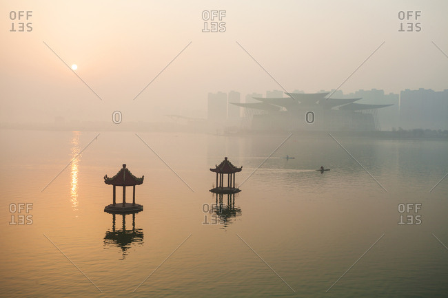 Wuxi city