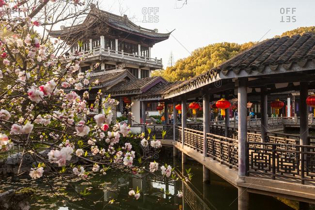 September 23, 2019: Jiangnan gardensli garden
